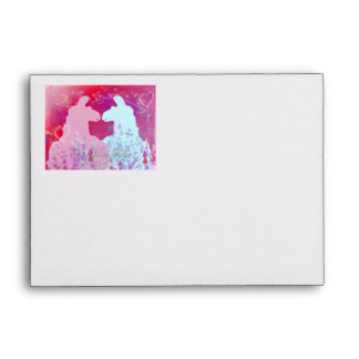 Llama: A Llama Valentine - I Love You Envelope
