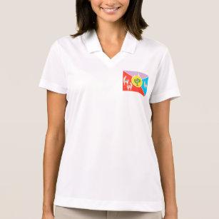 039ca5d6e Llama and Alpaca greetings Polo Shirt