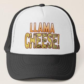 Llama Blue Cheese Trucker Hat