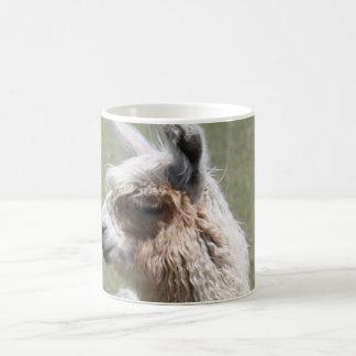 Llama Blush Coffee Mug