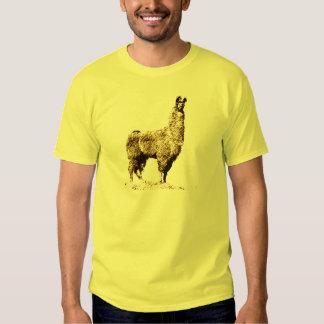 Llama Camisas