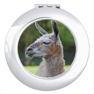 Llama Compact Mirror