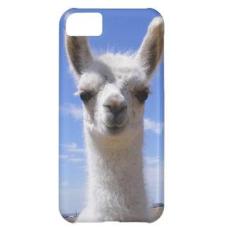 Llama Cria del lirio Funda Para iPhone 5C