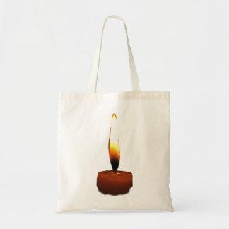 Llama de vela bolsa