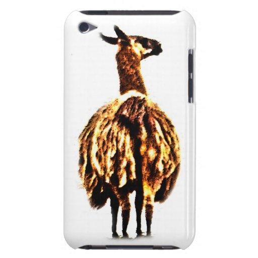 Llama del drama iPod touch Case-Mate cárcasa