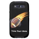 Llama del fútbol (personalizable) samsung galaxy s3 cobertura