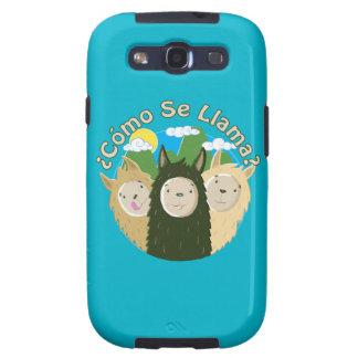 ¿Llama del SE de Como? Samsung Galaxy S3 Protector
