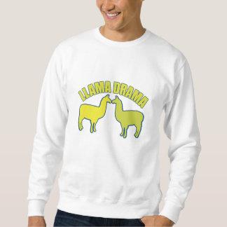 Llama Drama Sweatshirt