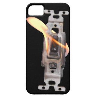 ¡LLAMA ENCENDIDO! ¡Encienda el fuego! iPhone 5 Carcasa