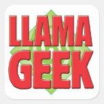 LLama Geek v2 Sticker