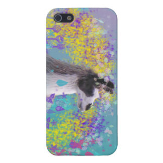 Llama in Fantasy Dream Land Covers For iPhone 5