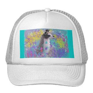 Llama in Fantasy Dream Land Trucker Hat