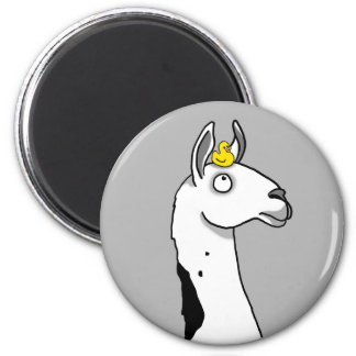 Llama Llama ...duck? Magnet