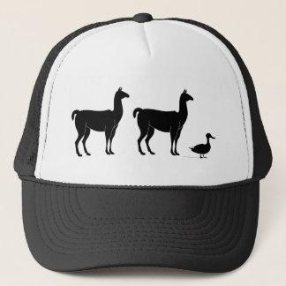 Llama, Llama, Duck Trucker Hat