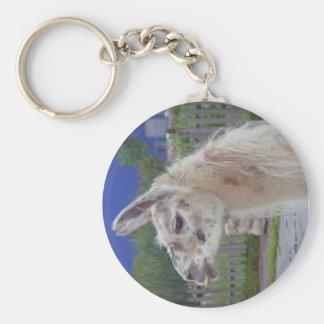 Llama Llama Keychain