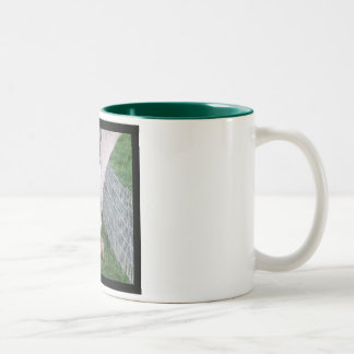 Llama Llove and Bunny Coffee Mug