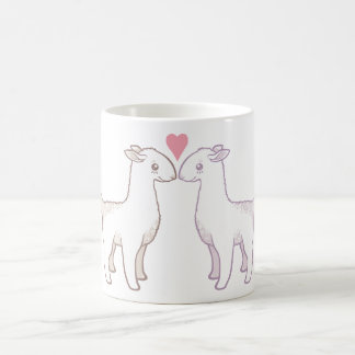 Llama Love Coffee Mug