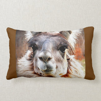 Llama Lumbar Pillow