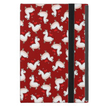 Llama Madness Case For iPad Mini