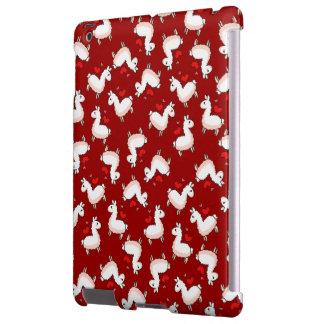 Llama Madness iPad Case