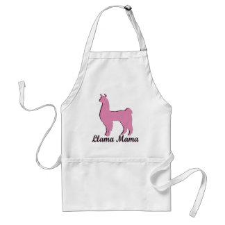 Llama Mama Adult Apron