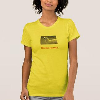 llama mama t-shirts