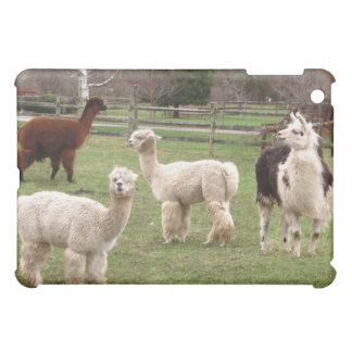 Llama Melange ~ case iPad Mini Case