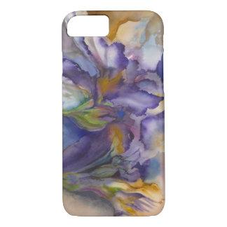 Llama púrpura funda iPhone 7