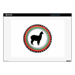17' Laptop Skin for Mac & PC with Labradoodle Phone Cases design