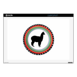 17' Laptop Skin for Mac & PC with Samoyed Phone Cases design