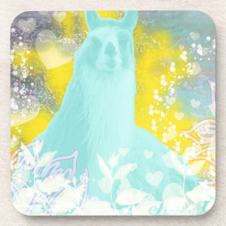 Llama Repose Transcendental Llama Coasters