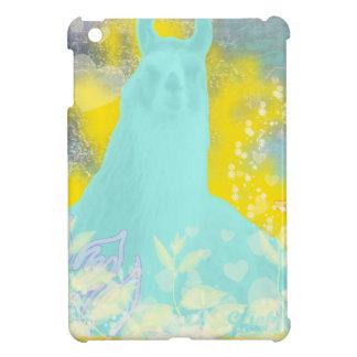Llama Repose Transcendental Llama iPad Mini Case