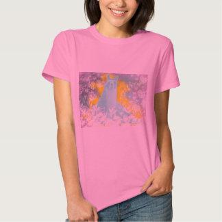 Llama Repose Transcendental Llama Shirt