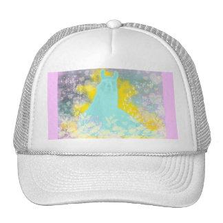 Llama Repose Transcendental Llama Trucker Hat