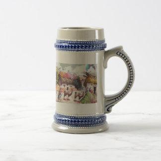 Llama Stein Mug