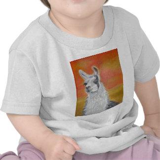 Llama Tee Shirts
