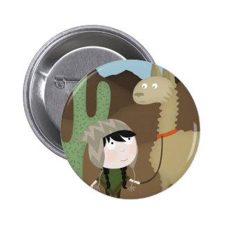 Llama walker buttons