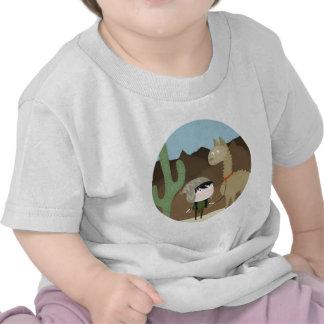 Llama walker shirt