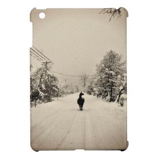 llama winter cover for the iPad mini