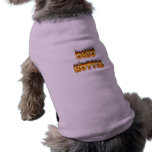 llama y fuego del hottie de Ohio Camisetas De Perro