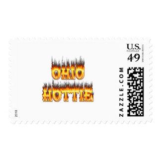 llama y fuego del hottie de Ohio Envio