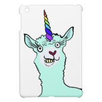 Llamacorn iPad Mini Cover