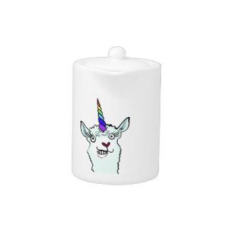 Llamacorn Teapot