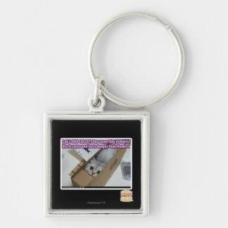 Llamada 1-800-LOLCATS Llaveros Personalizados