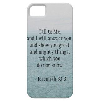 Llamada a mí iPhone 5 fundas
