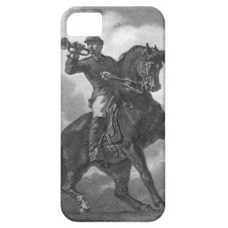 Llamada de bugle 1863 iPhone 5 Case-Mate protector