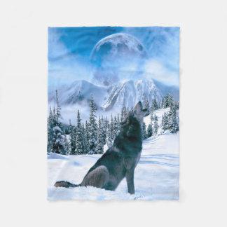 Llamada de lobo manta polar