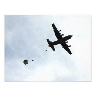 Llamada del compás del descenso de paracaídas EC-1