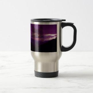 Llamada del salvaje taza de café