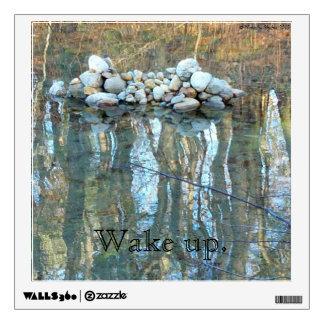 Llamada para despertar mística de la charca de Wal Vinilo